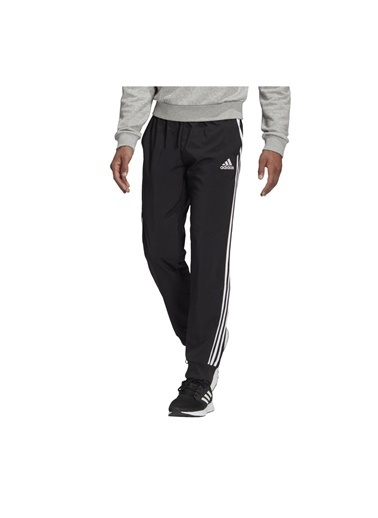 adidas Adidas Erkek Günlük Eşofman Altı M 3S Wv Tc Pt Gk8980 Siyah